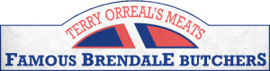 Terry Orreal's Meats banner